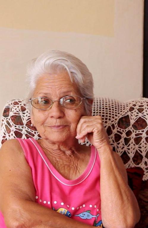 Participant Sylvia Leonor Rodríguez Rodríguez
