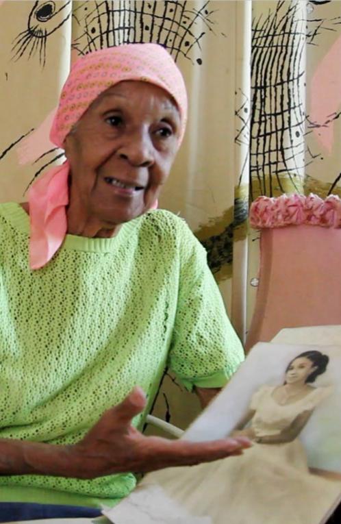 Participant Gladys Ester Buada Rodrígue