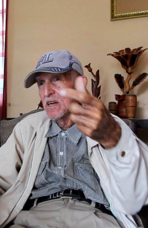 Participant Rolando Javier Marrero Mejías