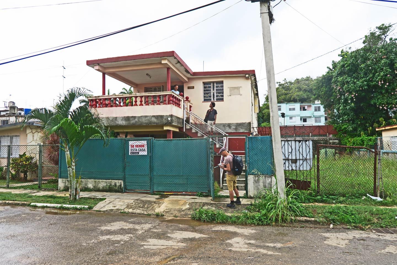 Home, SanAgustin, Cuba